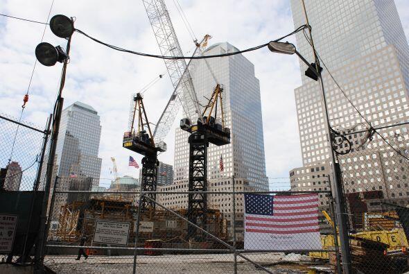 En un punto muerto se encuentra la construcción del One World Trade Center.