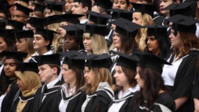 Un 71% de los estudiantes está endeudado cuando se licencia.