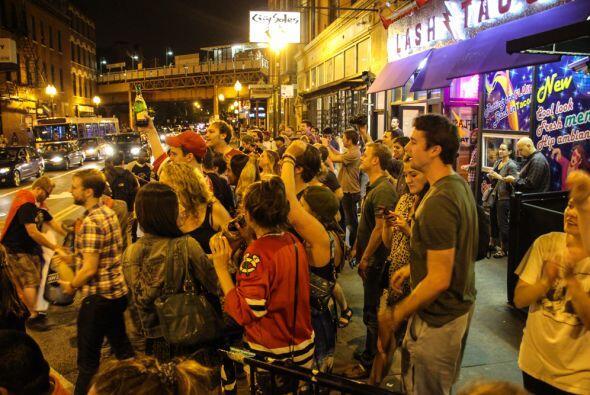 Los fanáticos salieron a las calles a celebrar el 5to título de la Stanl...