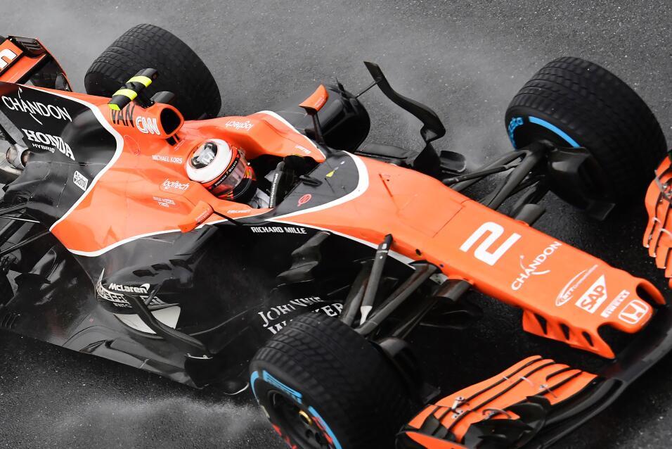 10. Stoffel Vandoorne (McLaren) - Mejor tiempo: 1:37.471 / 25 vueltas