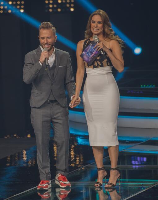 Gali Montijo JLo Me Pongo de Pie Show 7