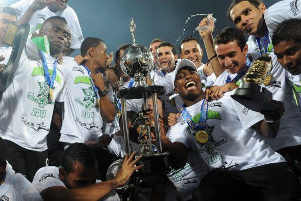 Atlético Nacional alzó su undécimo título de...