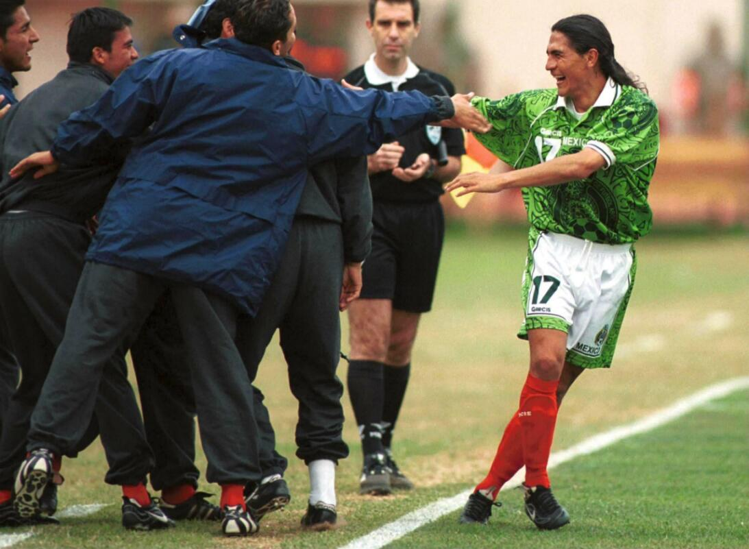 México, el invitado más competitivo en las Copa América desde 1993 MEX 1...