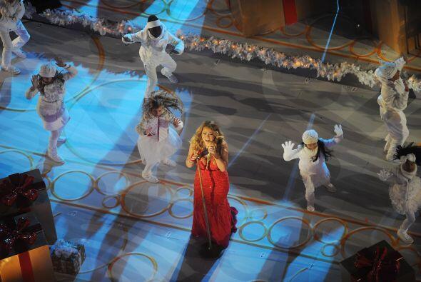 Dicha reunión fue el motivo por el cual Mariah no pudo grabar la mejor v...