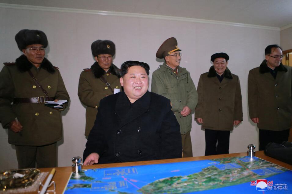 Kim Jong Un Hwanson 15
