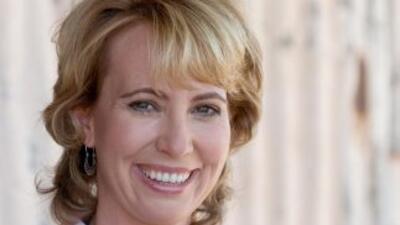 La congresista Gabrielle Giffords, baleada en un ataque en el que murier...