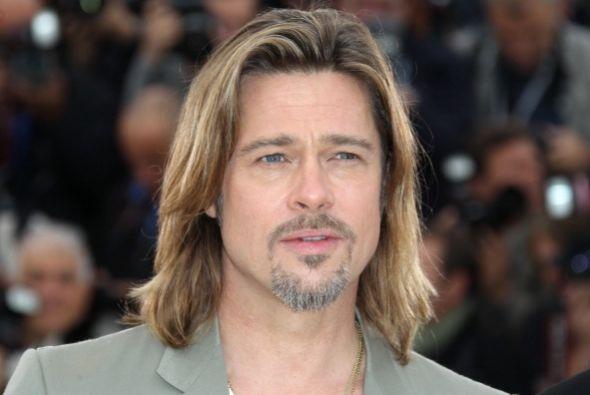 Brad Pitt es otro hombre al que sería necesario recordarle que nos gusta...