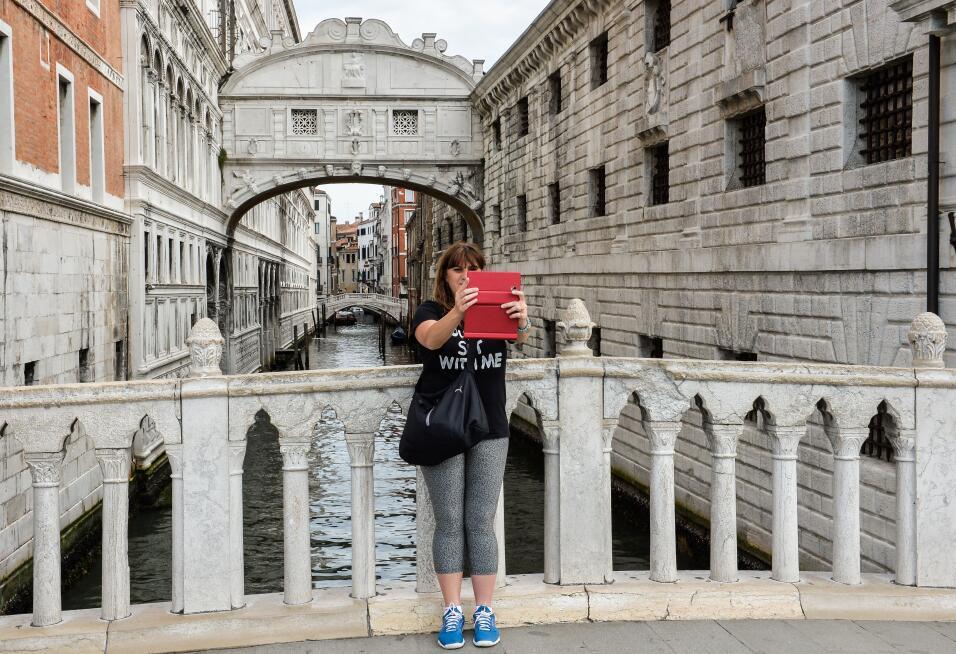 Canales de Venecia (Italia)Dicen que París es la ciudad del amor, pero V...