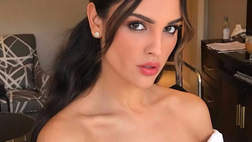 Eiza González encendió las redes sociales con sensuales im...
