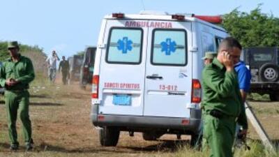 Cinco personas, entre ellas tres menores de edad, murieron en un acciden...