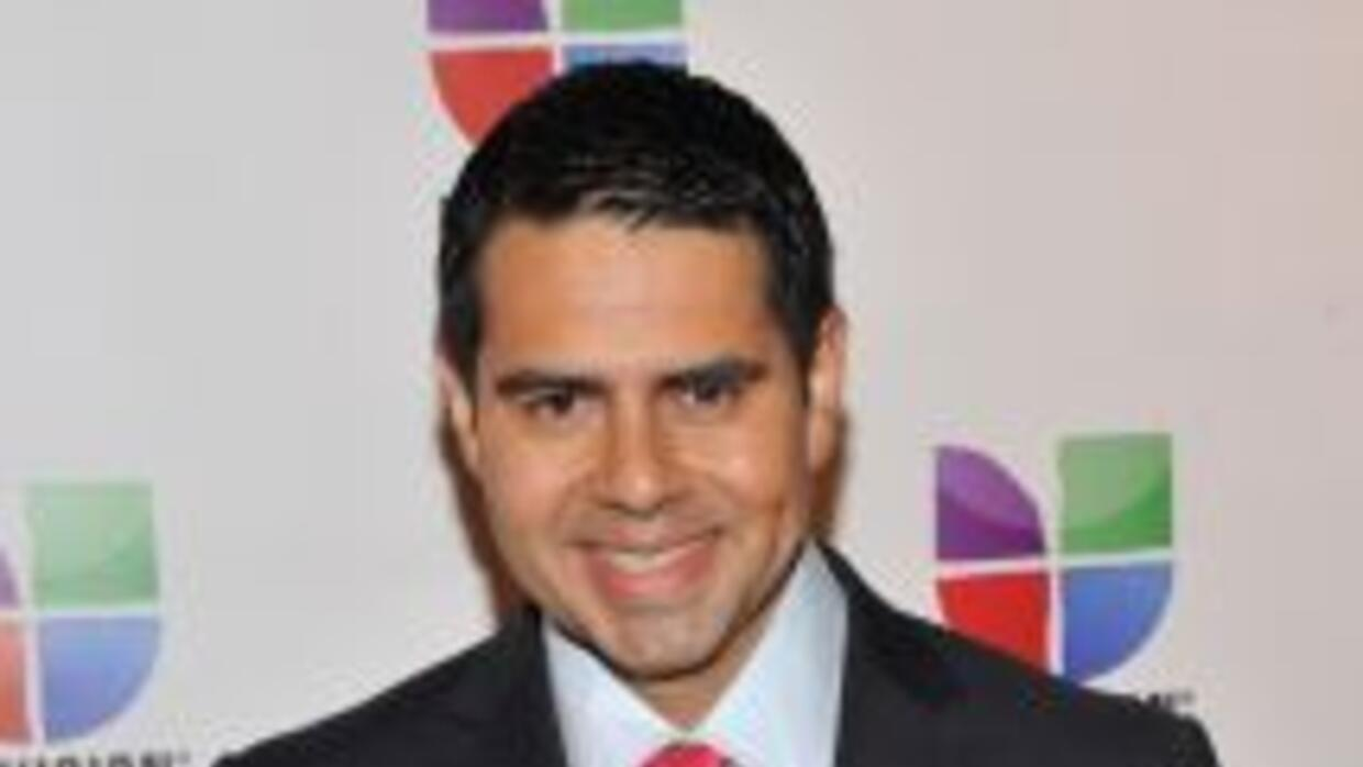Cesar Conde, presidente  de Univision Networks y Univision Communication...