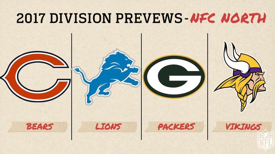 NFC North Teams