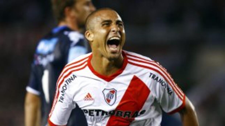David Trezeguet, River Plate.