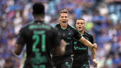 Santos, Toluca y Tigres copan el podio tras la Jornada 12 del Clausura 2018