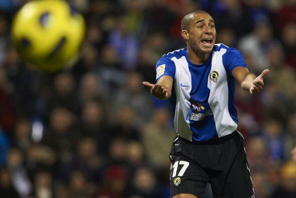 El delantero franco-argentino David Trezeguet se perdió un gol in...