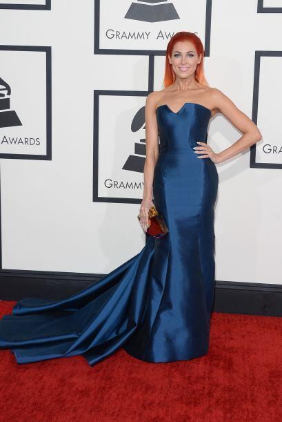 Tal vez si Bonnie McKee se hubiera hecho un mejor peinado, ese vestido d...