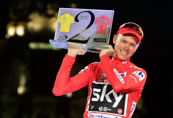 Chris Froome: una leyenda vigente del ciclismo bajo la sombra pasada del...