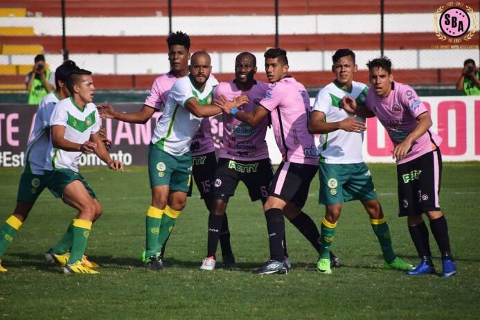 César Vallejo 1-[1] Sport Boys: Carlos Ambriz se reportó con el gol de l...