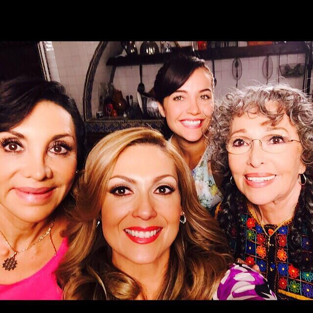 actrices lanzamiento