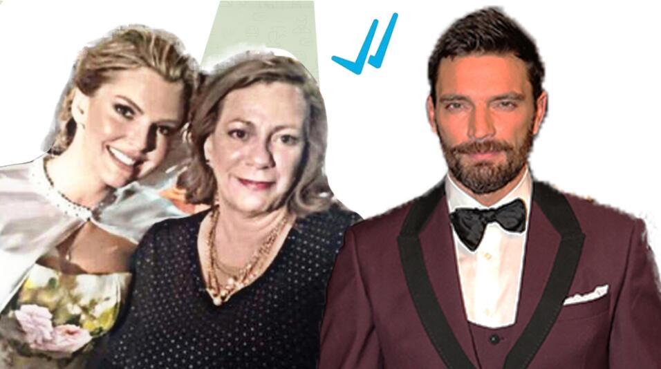 Julián Gil llega a México para negociar con Marjorie de Sousa la custodi...