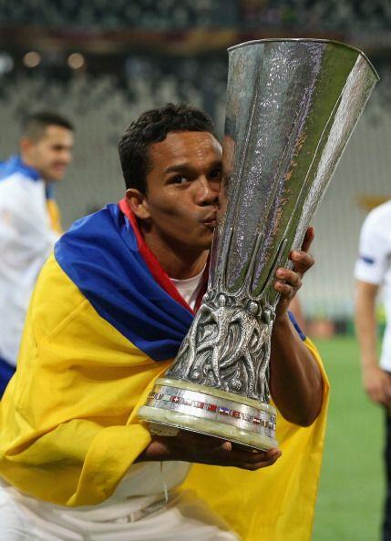 Hubo representación latinoamericana en la final. El colombiano Carlos Ba...