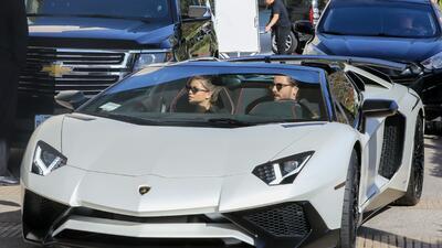 Justin Bieber no es el único: Scott Disick también presume su Lamborghini