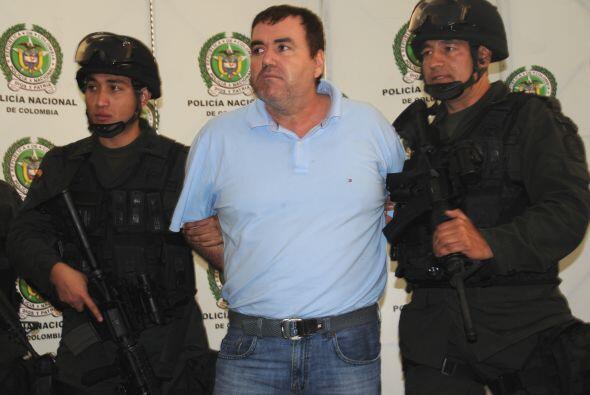 Walid Makled, de 41 años, fue capturado el 19 de agosto de 2010 e...