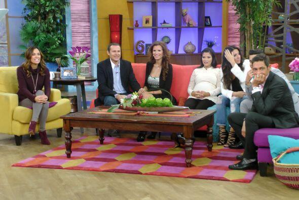 El galán de telenovelas Arturo Peniche nos hizo reír y disfrutar de una...