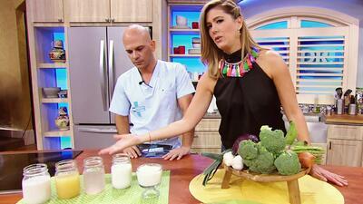 Alimentos y remedios caseros que te ayudarán a subir tus defensas para no enfermarte