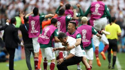 'Chucky' y 'Chicharito' comandaron la lista de 25 goleadores en el Tri de Osorio