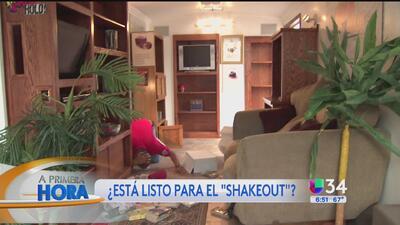 Gran simulacro de terremoto en California