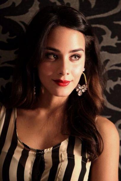 Esmeralda Pimentel ha cautivado a más de uno con su belleza.
