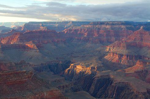 El Gran Cañon en Arizona, Estados Unidos