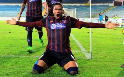 Anthony Blondell, potencia y goles llegados desde Venezuela.