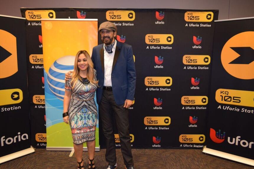 KQ105 decidió premiar a los fans de AT&T Puerto Rico. ¿Cómo? Pues organi...