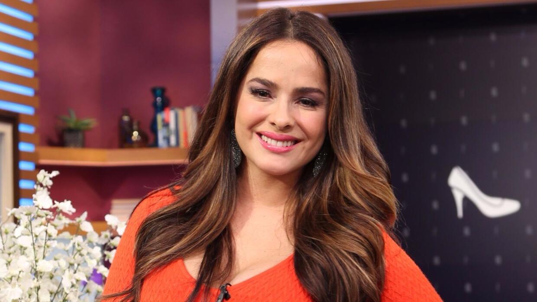 Danna García presume tierna imagen de su bebé