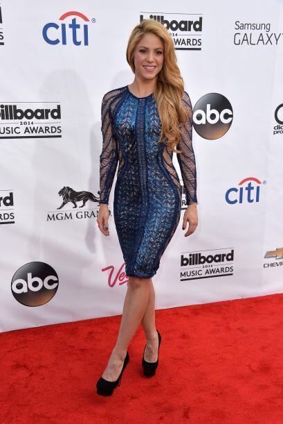 Shakira presumió su cuerpazo.  Mira aquí lo último en chismes.