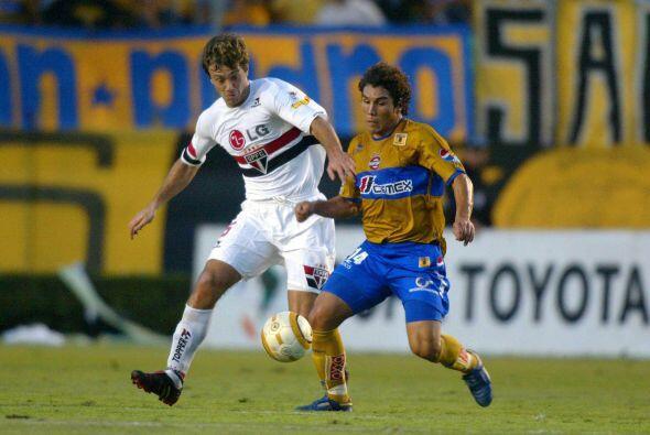 En los cuartos de final los felinos se enfrentarían al Sao Paulo de Bras...