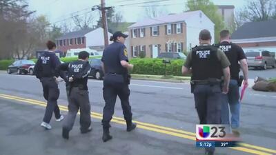 Redadas son contra indocumentados que tienen orden de deportación