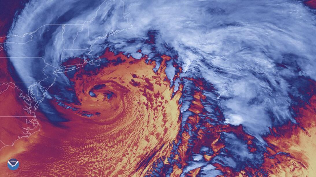 Tormenta NOAA