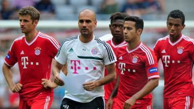 El técnico del Bayern Munich reconoció que se equivocó al manejar la les...