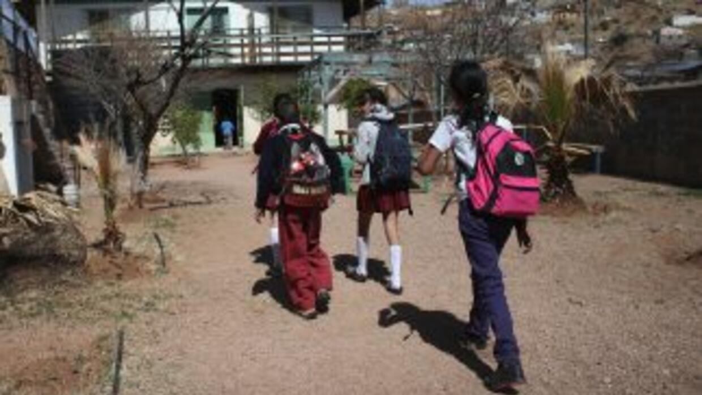 Aproximadamente el 54% de la población infantil y adolescente en México...