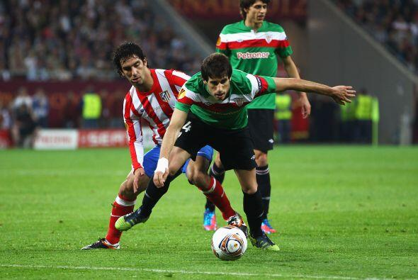 El Athletic volvió a quedar golpeado con un 2 a 0 duro de remontar.