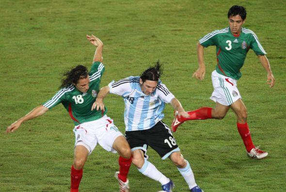 México debe volver a ser un equipo serio y difícil para la Argentina a l...