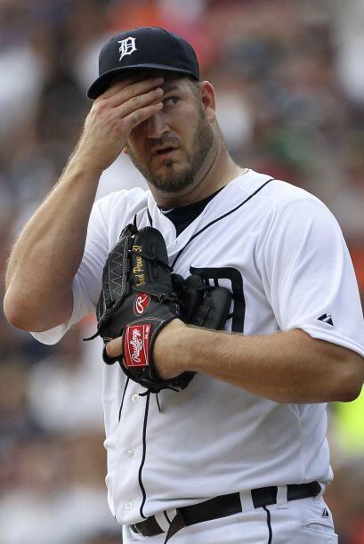 DEBILIDADES: A excepción de Justin Verlander, el pitcheo de Detroit ha s...