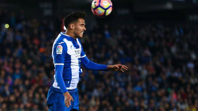 La cesión del mexicano con el Espanyol culmina el 30 de junio.