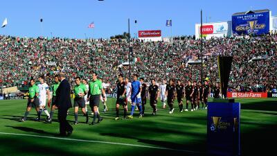 Se agotaron los boletos para el partido entre Estados Unidos ante México