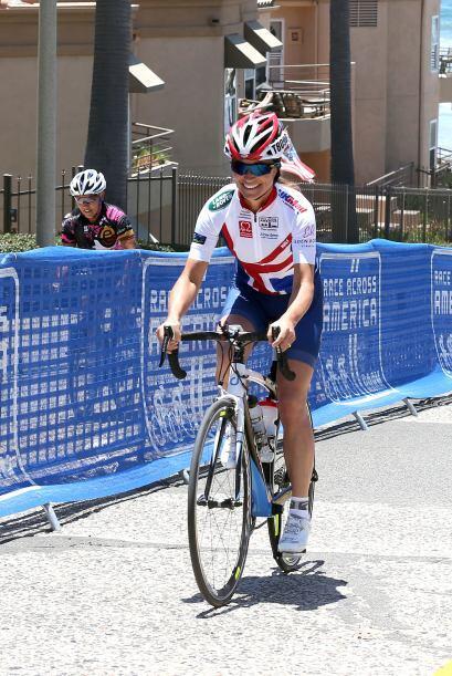 Middleton le dará la vuelta a todo Estados Unidos en bicicleta.  Aquí lo...