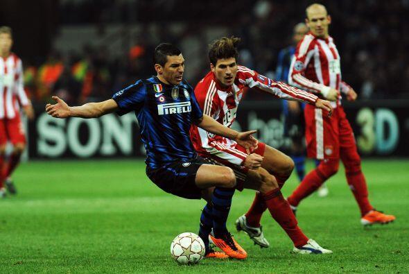 El Inter no supo manejar el juego en la recta final y pagó las co...