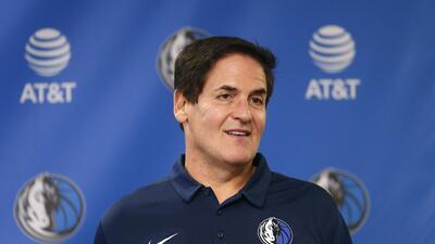 """Dueño de Dallas Mavericks: """"Fallo a favor de las apuestas duplicó el valor de los equipos"""""""
